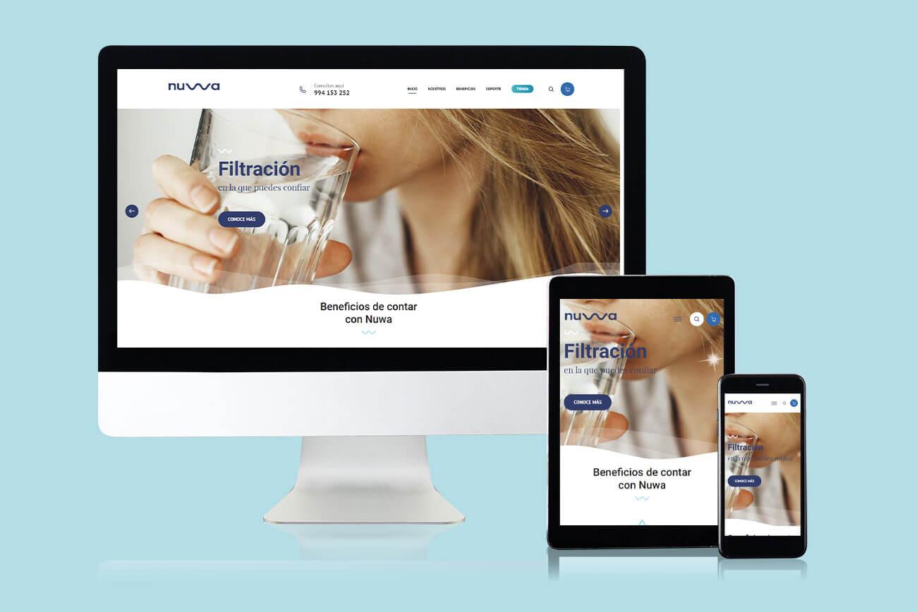 filtros-nuwa-diseño-web