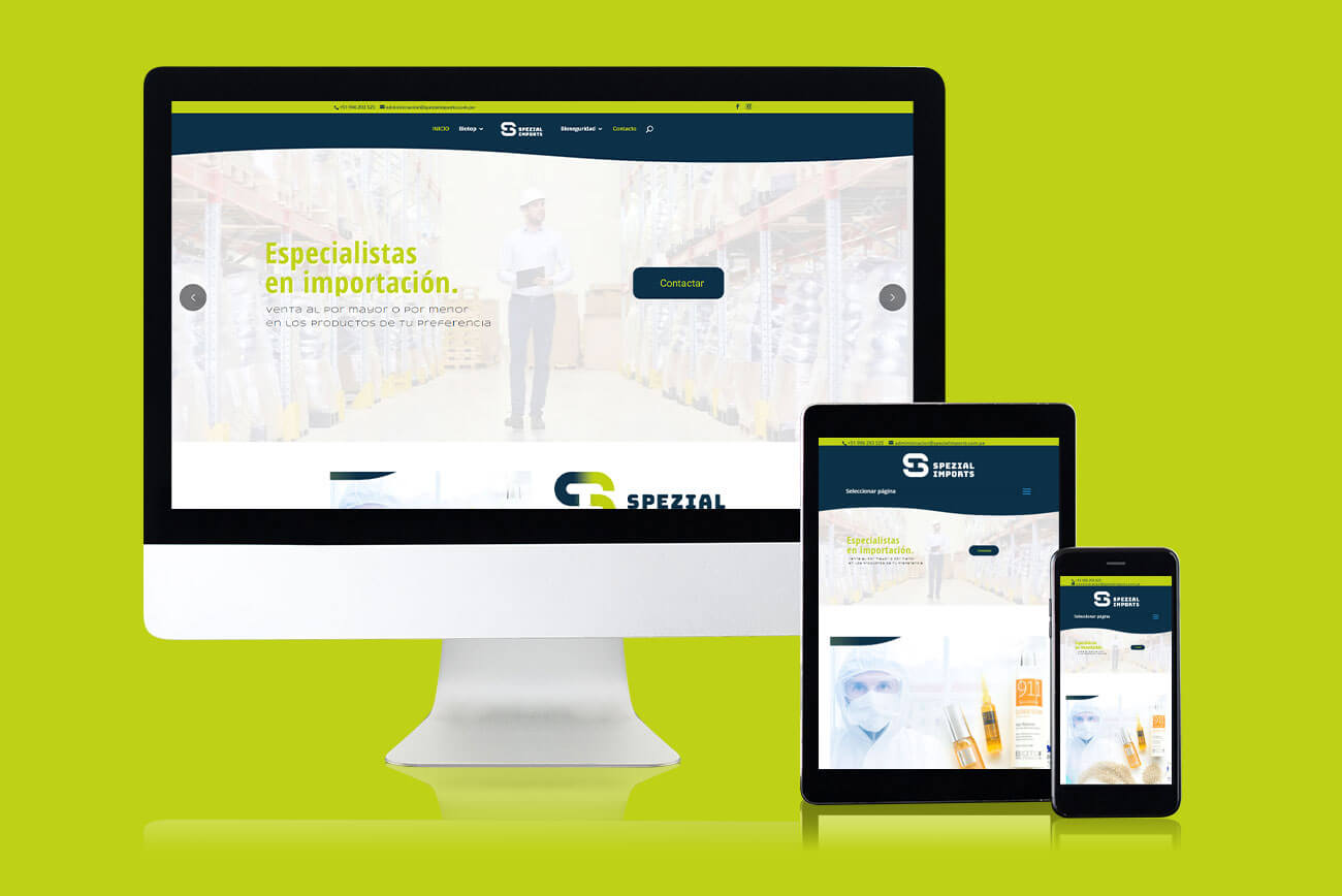 spezial-imports-importadores-diseño-web